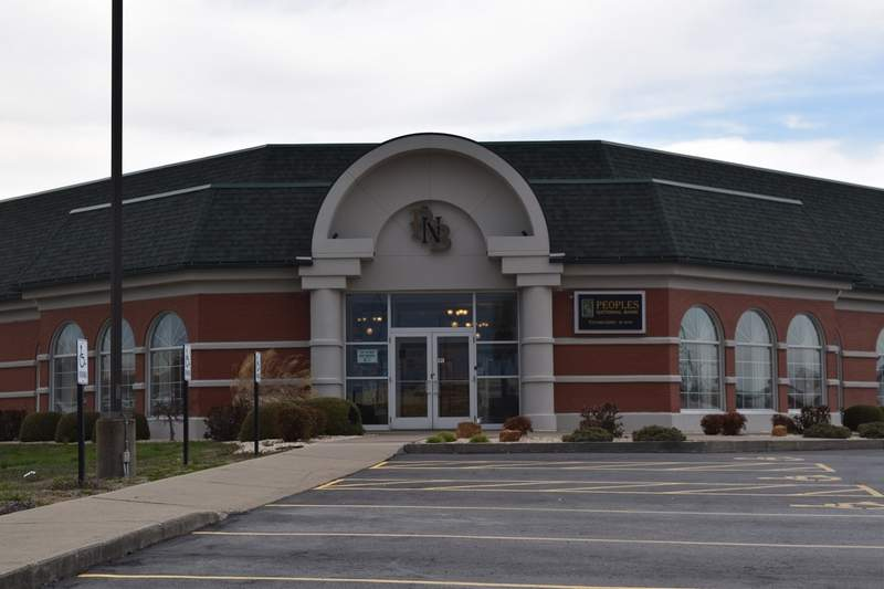 The Harrisburg Peoples National Bank
