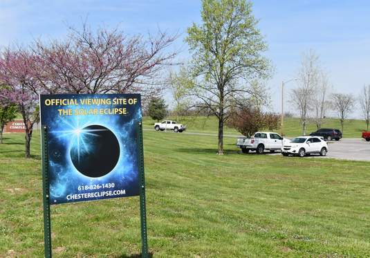 The website GreatAmericanEclipse.com is predicting visitors for the Aug. 21 total solar eclipse could range between 13,000 and 53,000 in Chester.