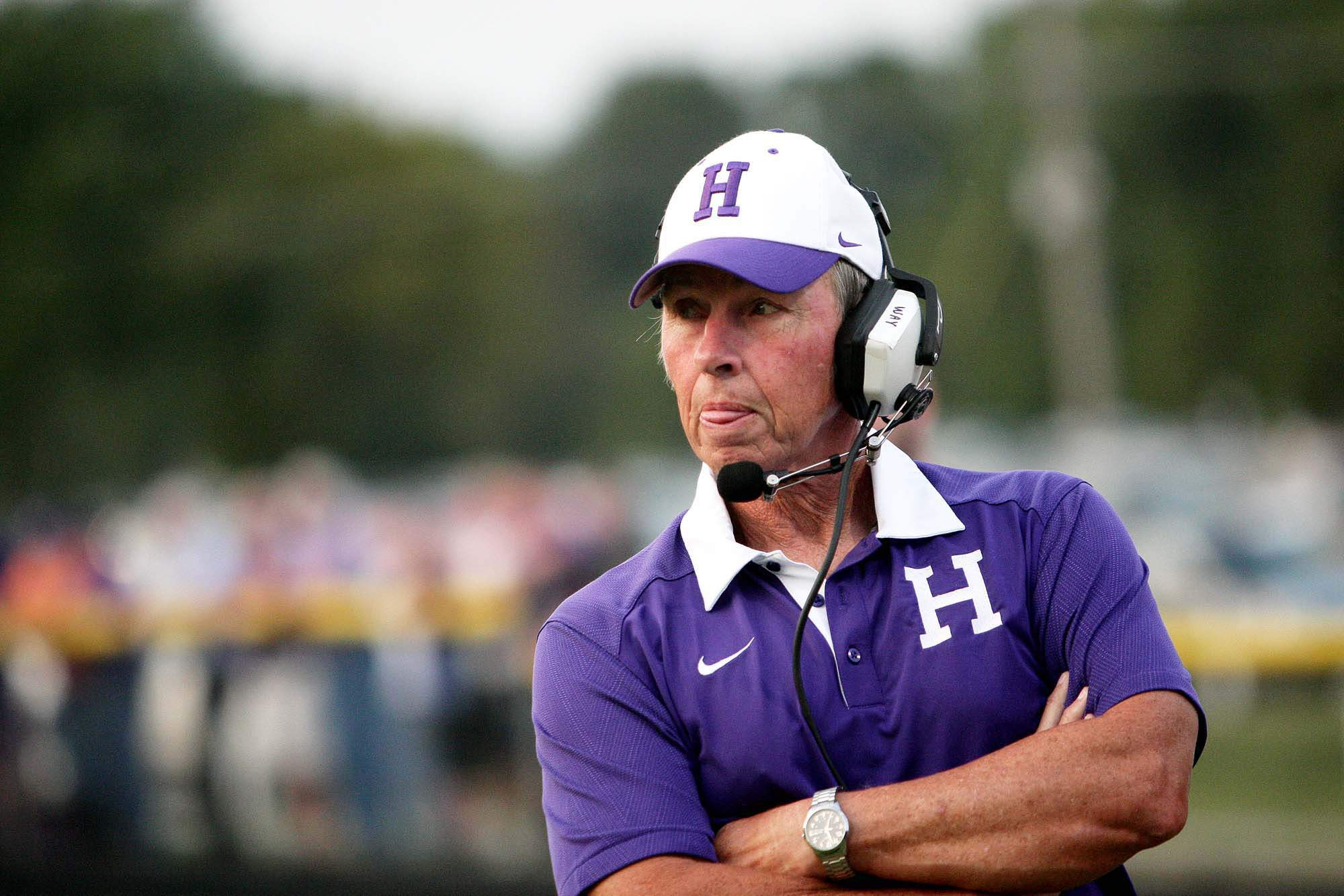 Al Way resigned as head football coach at Harrisburg High School Wednesday, according to the school's athletic director Greg Langley. Way was unavailable for comment.