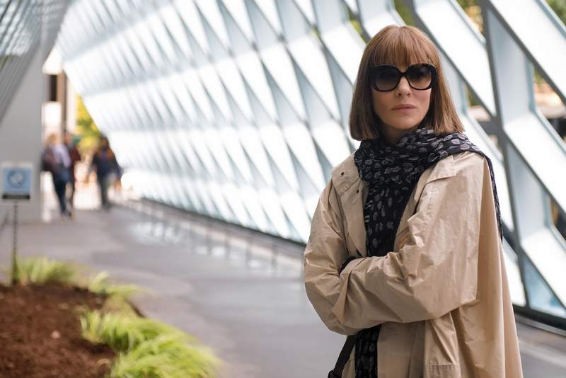 A mother and architect (Cate Blanchett) fights to salvage the creativity that once defined her in 'Where'd You Go, Bernadette.'