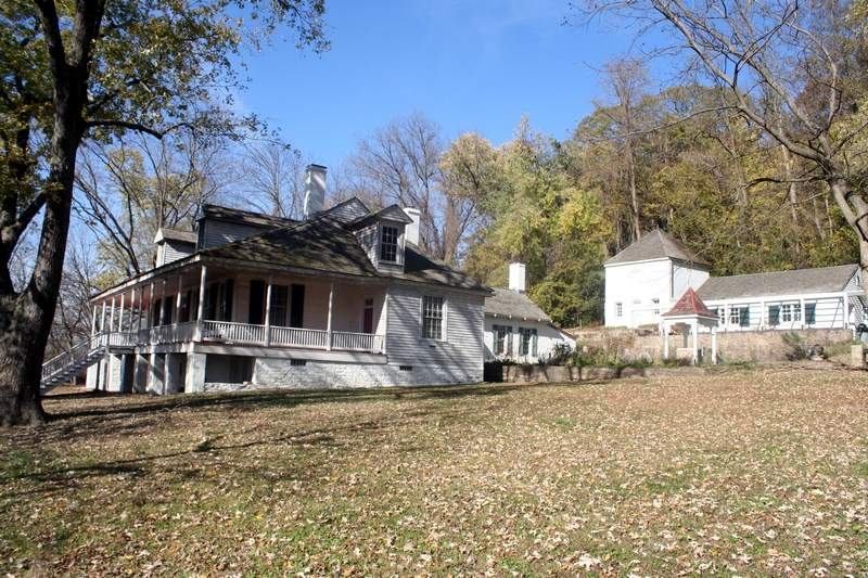The Pierre Menard Home in Ellis Grove will have its annual Christmas Festival this weekend.