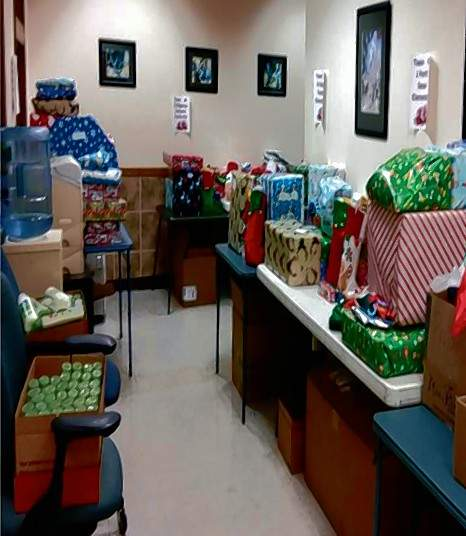 General Cable employees in Du Quoin stayed active during the holiday season in raising more than $10,000 for various charitable causes.