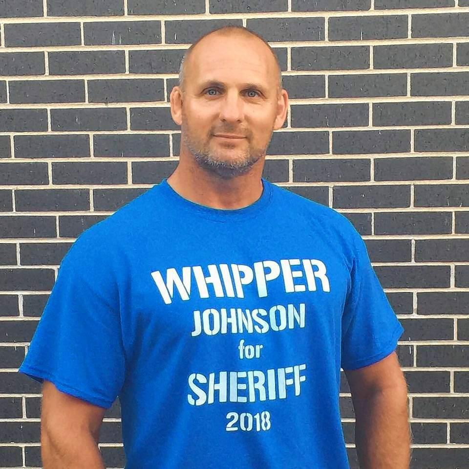 """J. """"Whipper"""" Johnson"""