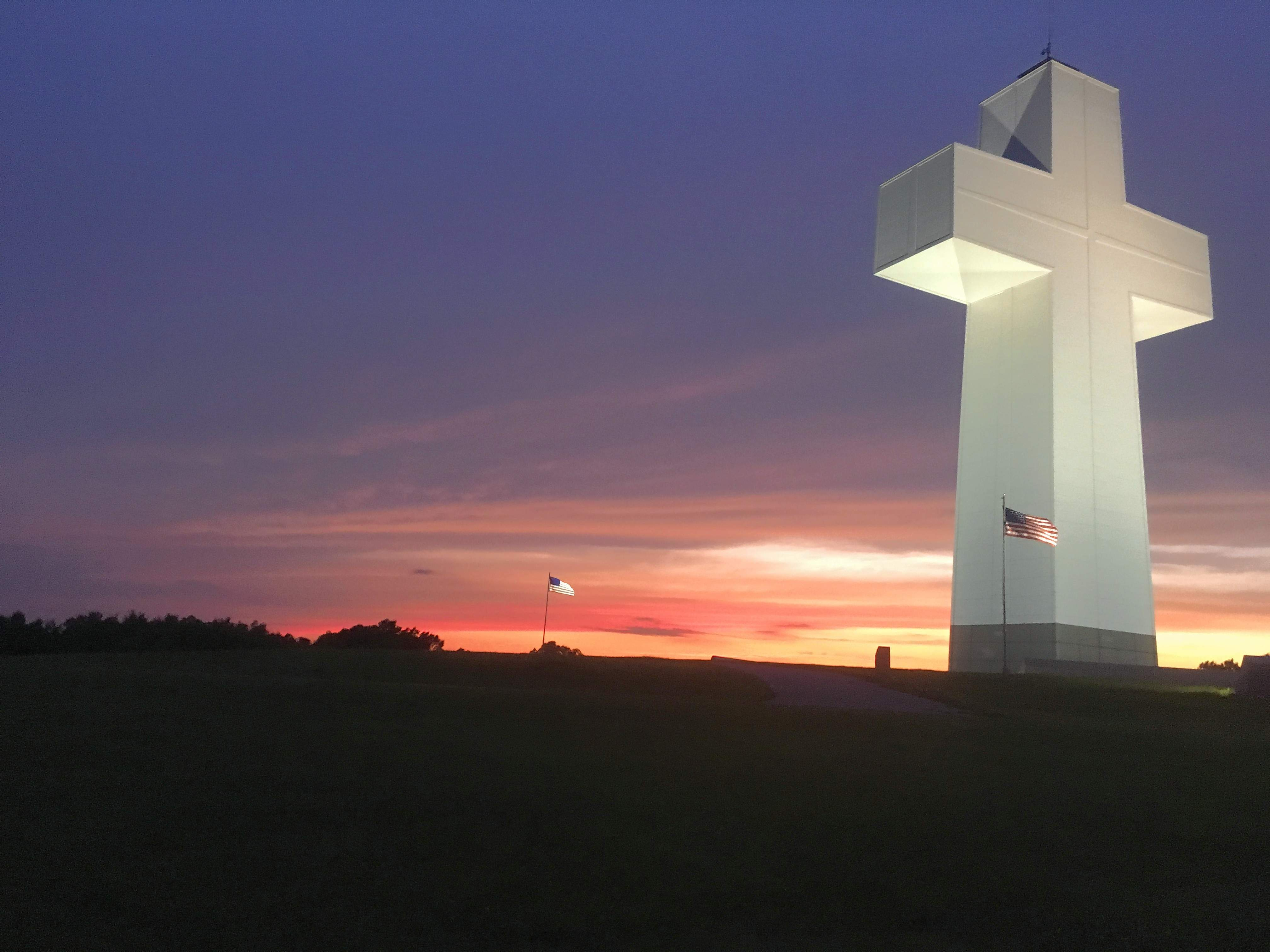 Every year since 1937, hundreds have made the trek to the top of Bald Knob Mountain on Easter Sunday to usher in the dawn and celebrate with an outdoor service of worship and praise.