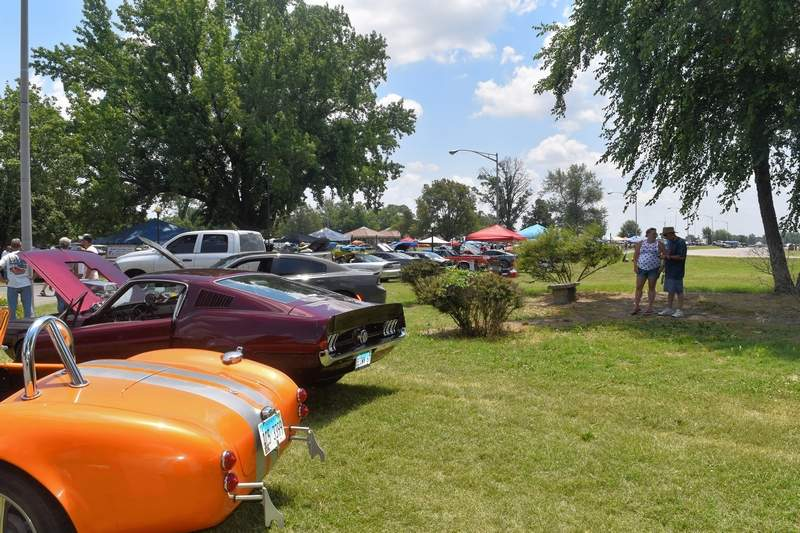 Thousands of car enthusiasts from Southern Illinois and outside the region descended upon the Du Quoin State Fairgrounds this past weekend.