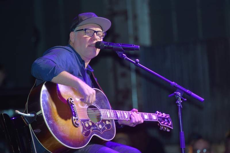 Danny Myrick, a Nashville, Tenn., singer and songwriter, also will be performing Saturday night.
