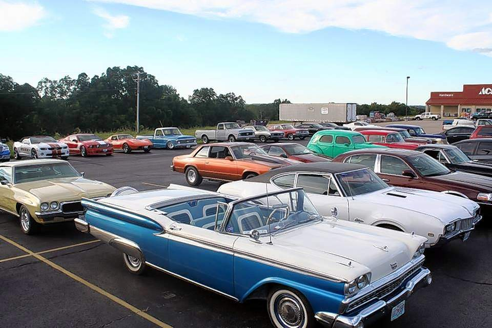 The annual Popeye Cruise Cars will be on display at Chester High School beginning at 2 p.m. on Saturday, with the cruise through Chester at 5:15 p.m., ending at 6 p.m. at Tequila's Mexican Restaurant.