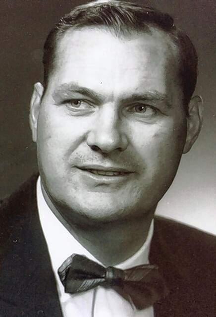 Dr. Thomas Vernel Hedges