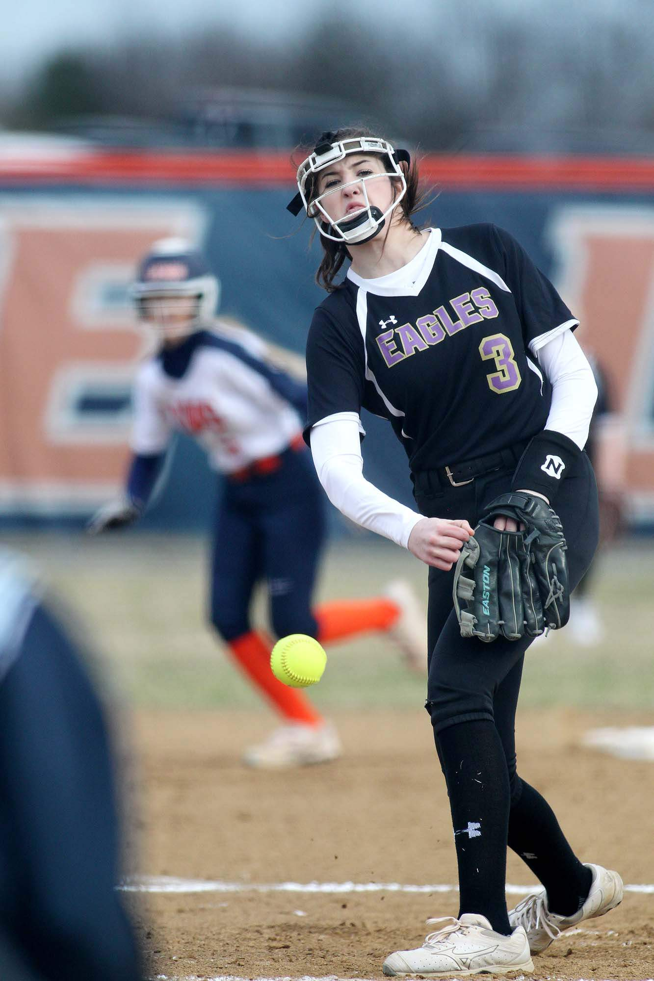 Emma Wargel struck out 11 in an 8-4 loss to Carterville.