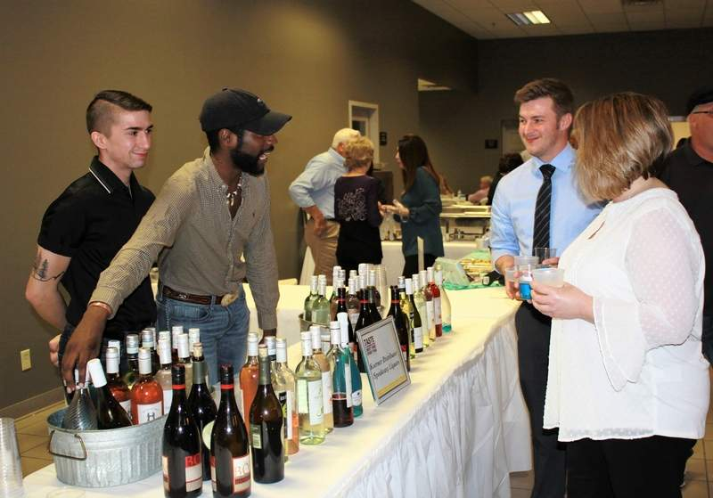 Koerner Distributor/Speakeast Liquors was one of the featured vendors at Taste of SI.