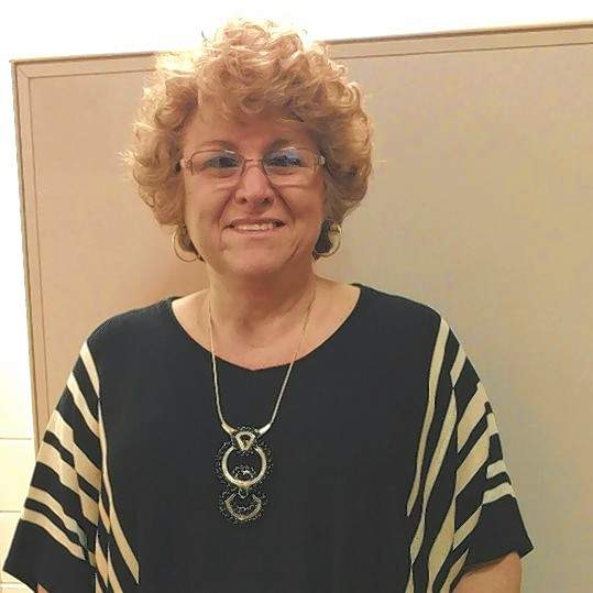 SIC's 2019 Outstanding Teacher of the year Susie Lampley, Associate Degree Nursing Instructor.