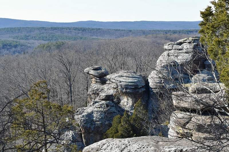 Shawnee National Forest To Consider Fees For Garden Of The Gods