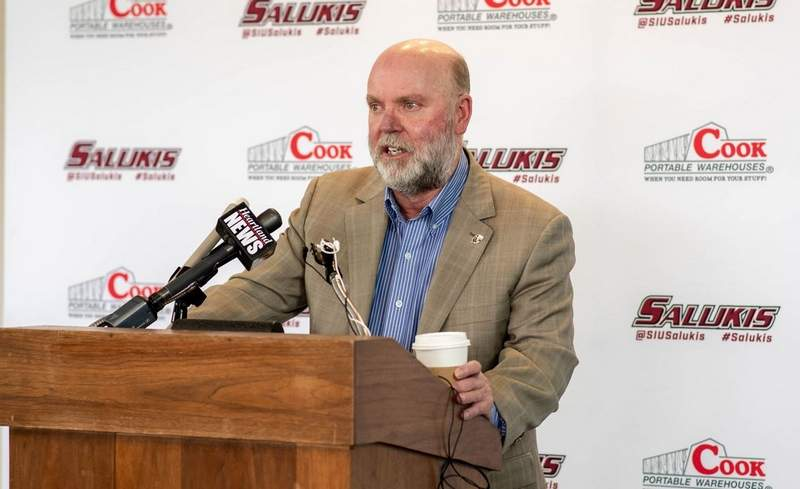 """Southern Illinois University Director of Athletics Jerry Kill announced on Monday he is leaving his position at SIU to accept a job on the football coaching staff at Virginia Tech, effective immediately. Kill will serve as special assistant to fourth-year head coach Justin Fuente.""""The opportunity to serv"""