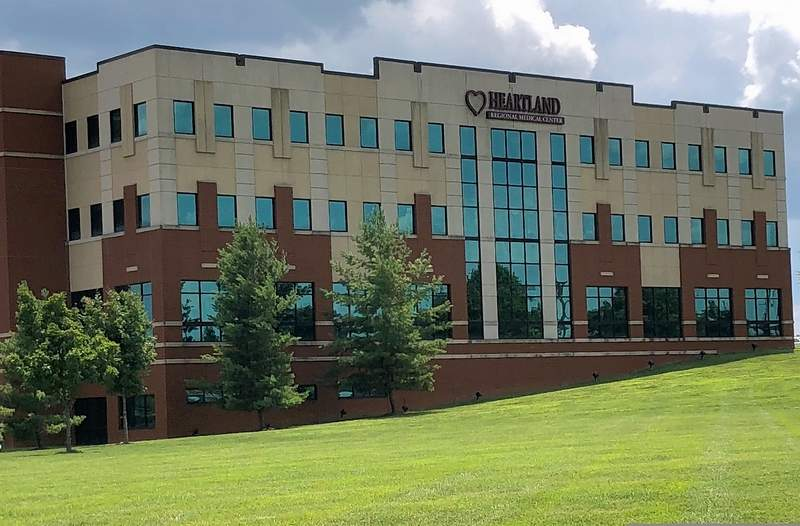 Among other preparations, Heartland Regional Medical Center has established a call-ahead hotline (888-543-2786) for those who are experiencing symptoms or believe they have been exposed to COVID-19 to limit potential exposure.