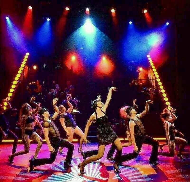 """Future productions like this staging of """"Chicago"""" are now on hold at Skyline Productions."""