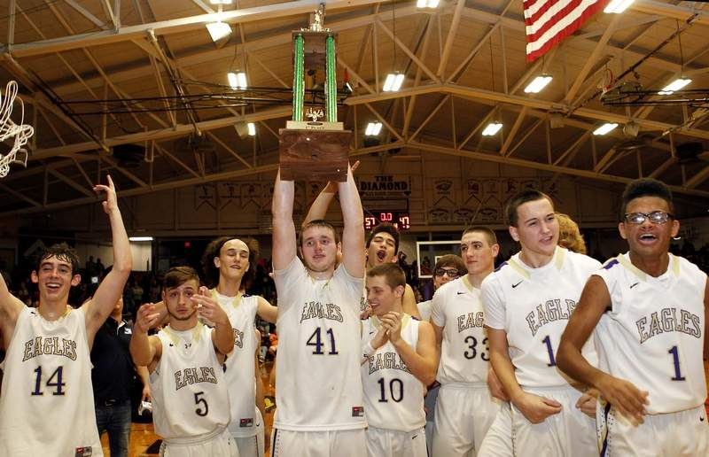 Eldorado captured the EHT title in 2016 after a dramatic win over Herrin in the championship game. There have been many memorable games in the 56 years of the annual Christmas Tournament.