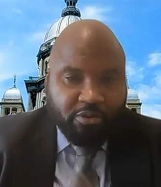 State Sen. Elgie Sims