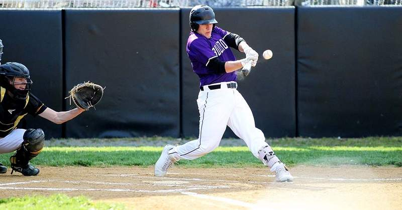 Noah Boon went 3-for-4 with two home runs and four RBI as Harrisburg picked up an 11-4 win over Goreville Thursday.
