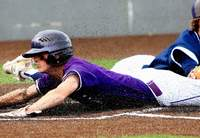 Andrew Bittle was one of seven runs for Harrisburg in the third inning of Wednesday's IHSA Class 2A Sectional semifinal win over Zeigler-Royalton-Christopher at Jay Thompson Field in Harrisburg.