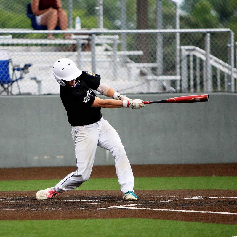 Ben Brombaugh led all hitters by going 3-for-4 with a pair of RBI and two runs scored in Harrisburg Post 167 win over Carrier Mills late last week.