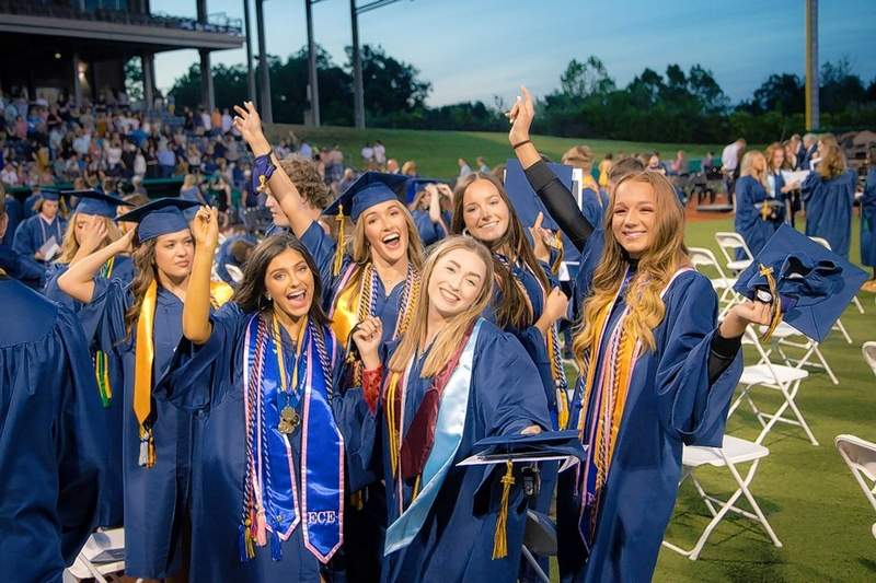Rent One Park has been the host facility for several community functions, including the Marion High School graduation ceremonies.