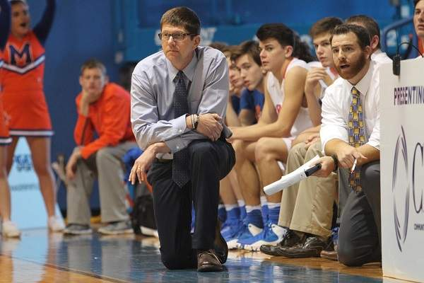 Lawrenceville native Gus Gillespie was named new head coach at Marion High School Tuesday night. Gillespie replaces Dave Brown.