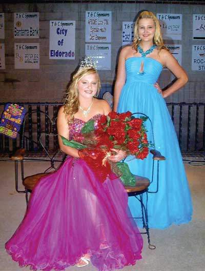 2015 Town & Country Days Pageant Winners
