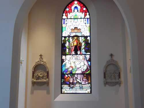 A Look Inside St. Kateri Catholic Church in Ridgway